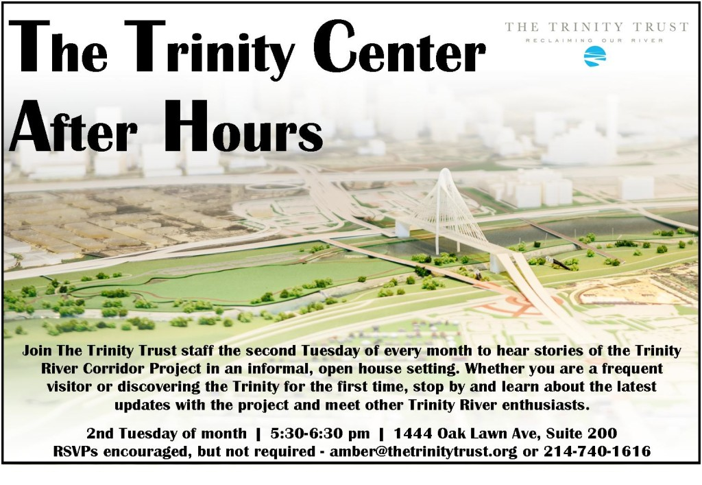The Trinity Center After Hours